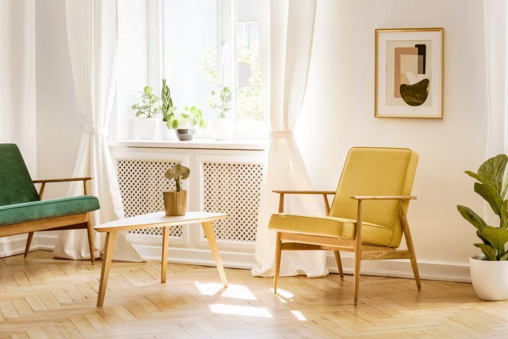 Jak zaaranżować mieszkanie w stylu retro?
