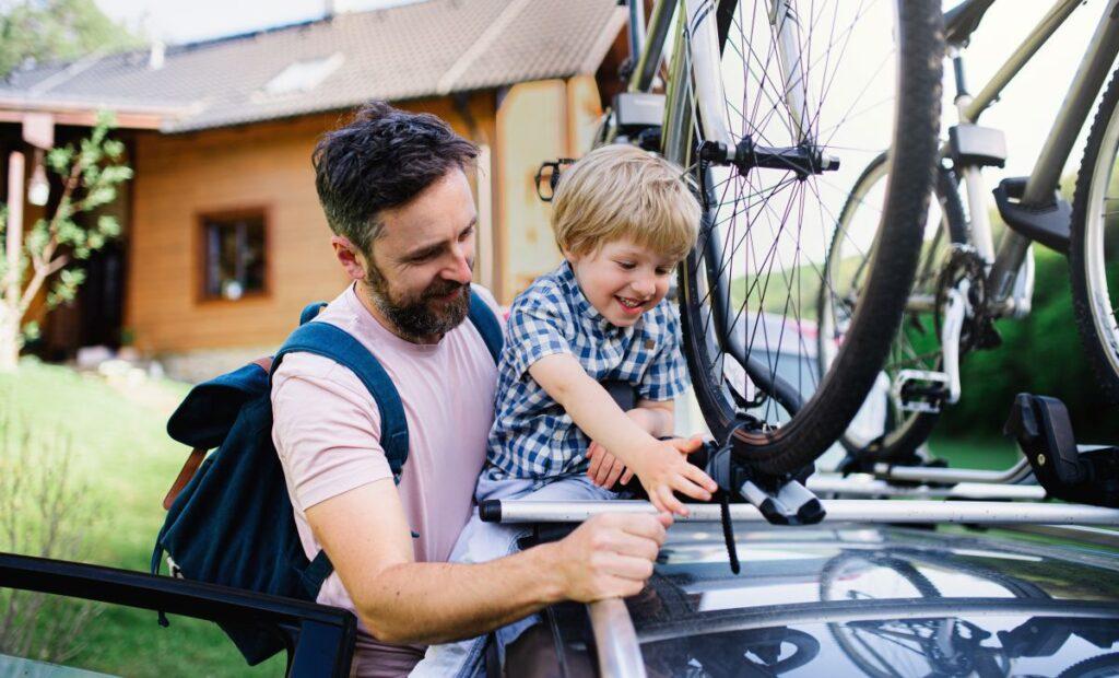Rodzaje i zastosowanie bagażników rowerowych